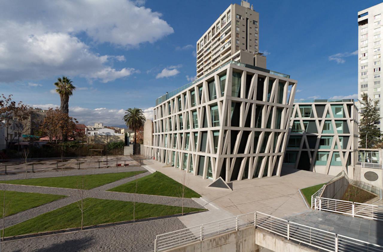 Edificio fen marsino arquitectos asociados plataforma for Estructura arquitectura