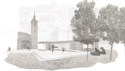 OOIIO Arquitectura, primer lugar en concurso de rehabilitación de Plaza del Salvador / España