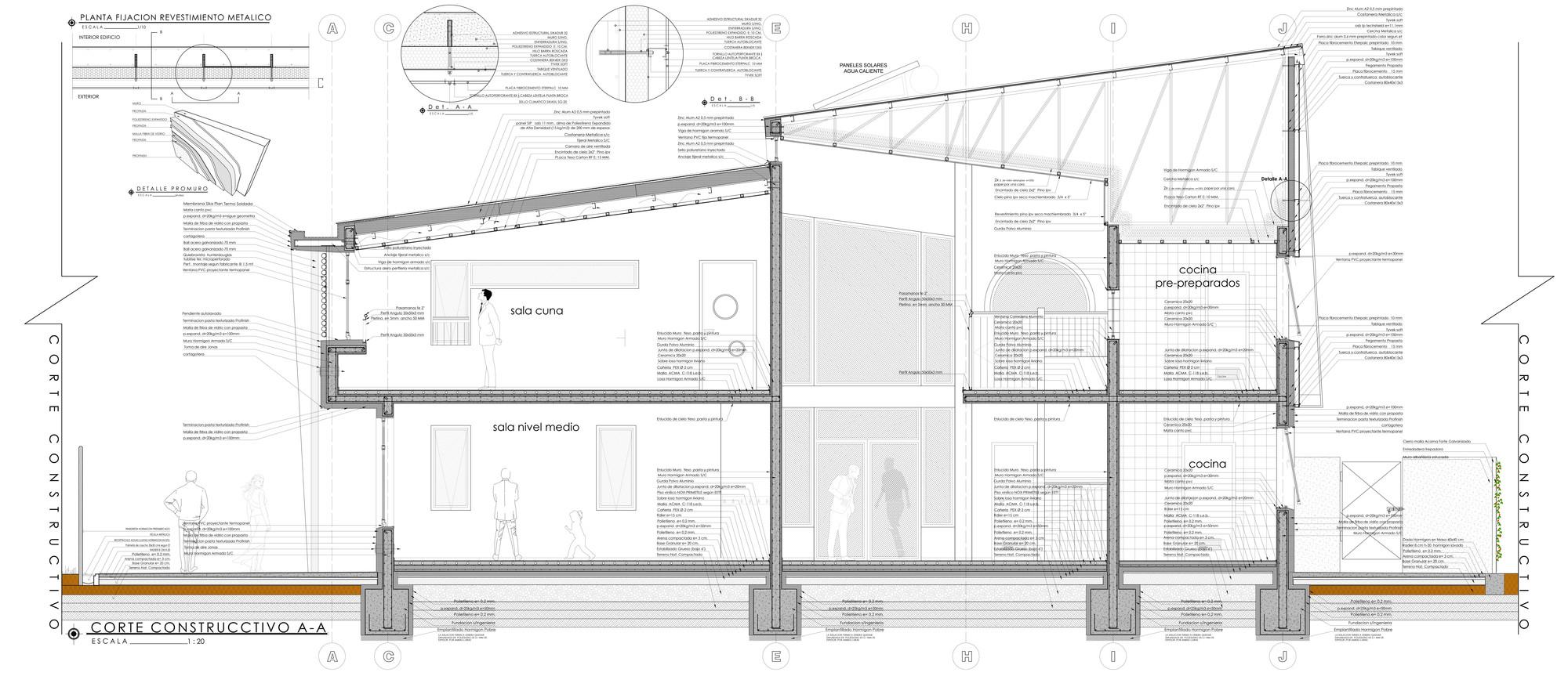 Galer a de arquitectura educacional p blica el desaf o de for Estudio de arquitectura en ingles