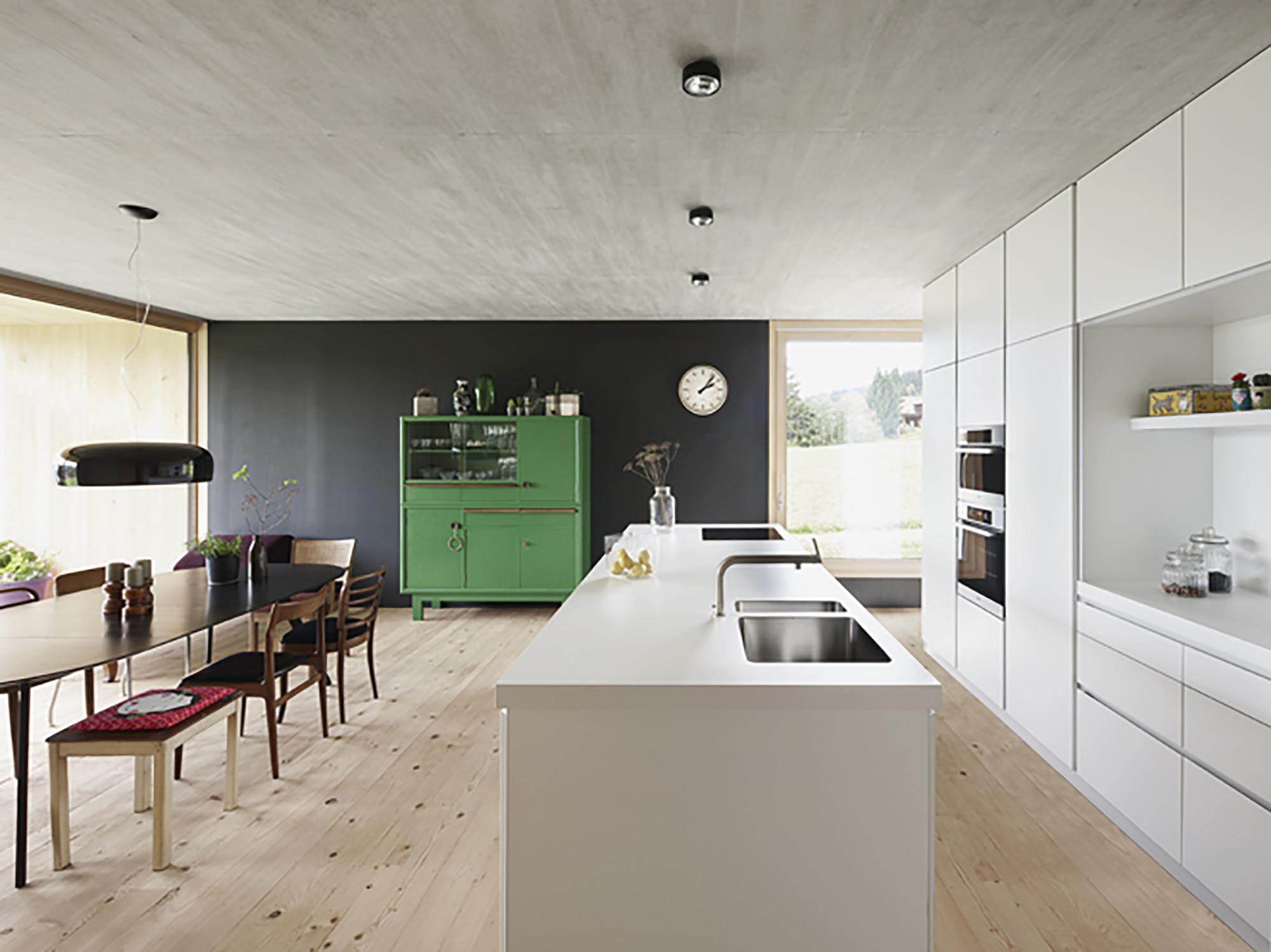 haus kaltschmieden bernardo bader architects archdaily. Black Bedroom Furniture Sets. Home Design Ideas
