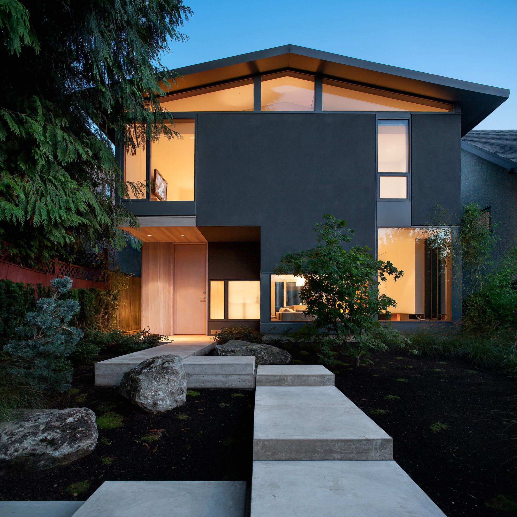 430 House / D'Arcy Jones Architecture, © Sama Jim Canzian