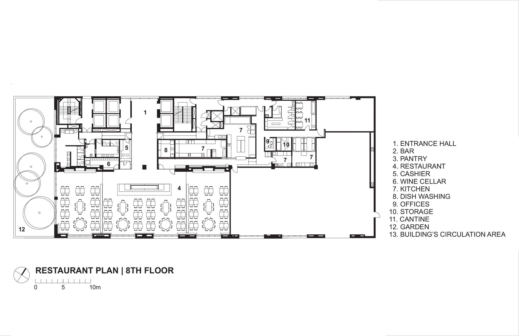 Desenhar Planta Baixa Gratis Rodeio Restaurant Isay Weinfeld Archdaily