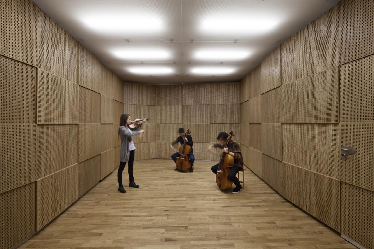 Sonorous Museum Copenhagen CREO ARKITEKTER ADEPT ArchDaily