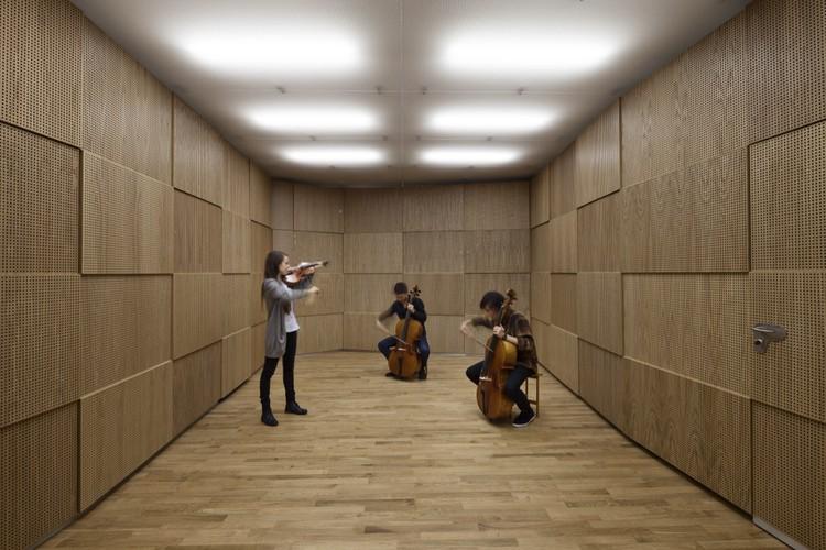Museo sonoro de Copenhague / CREO ARKITEKTER + ADEPT, © Laura Stamer