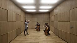 Sonorous Museum Copenhagen / CREO ARKITEKTER + ADEPT