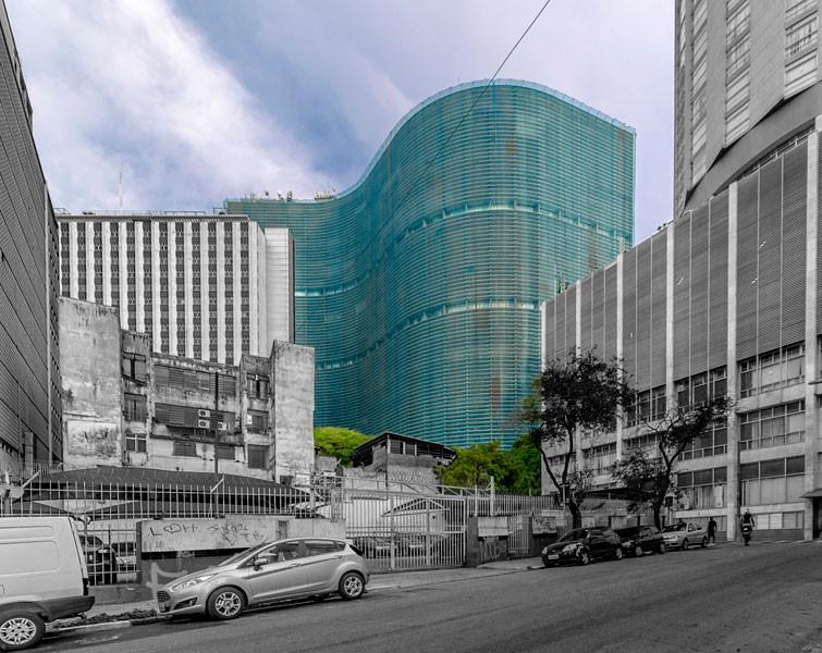 Passeios de Arquitetura IAB/SP, Edifício Copan. © Rafael Schimidt. Image Cortesia de IAB/SP