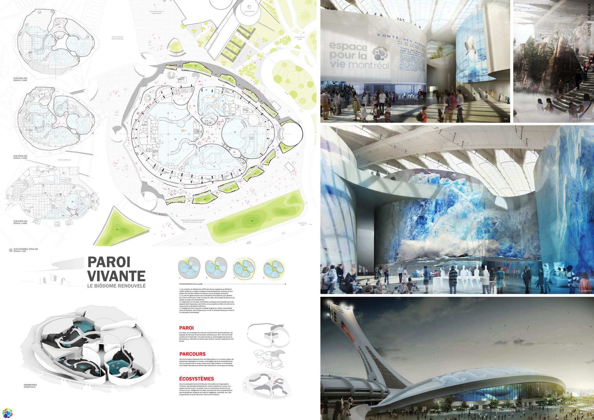 Landscape Architecture Design Competitions