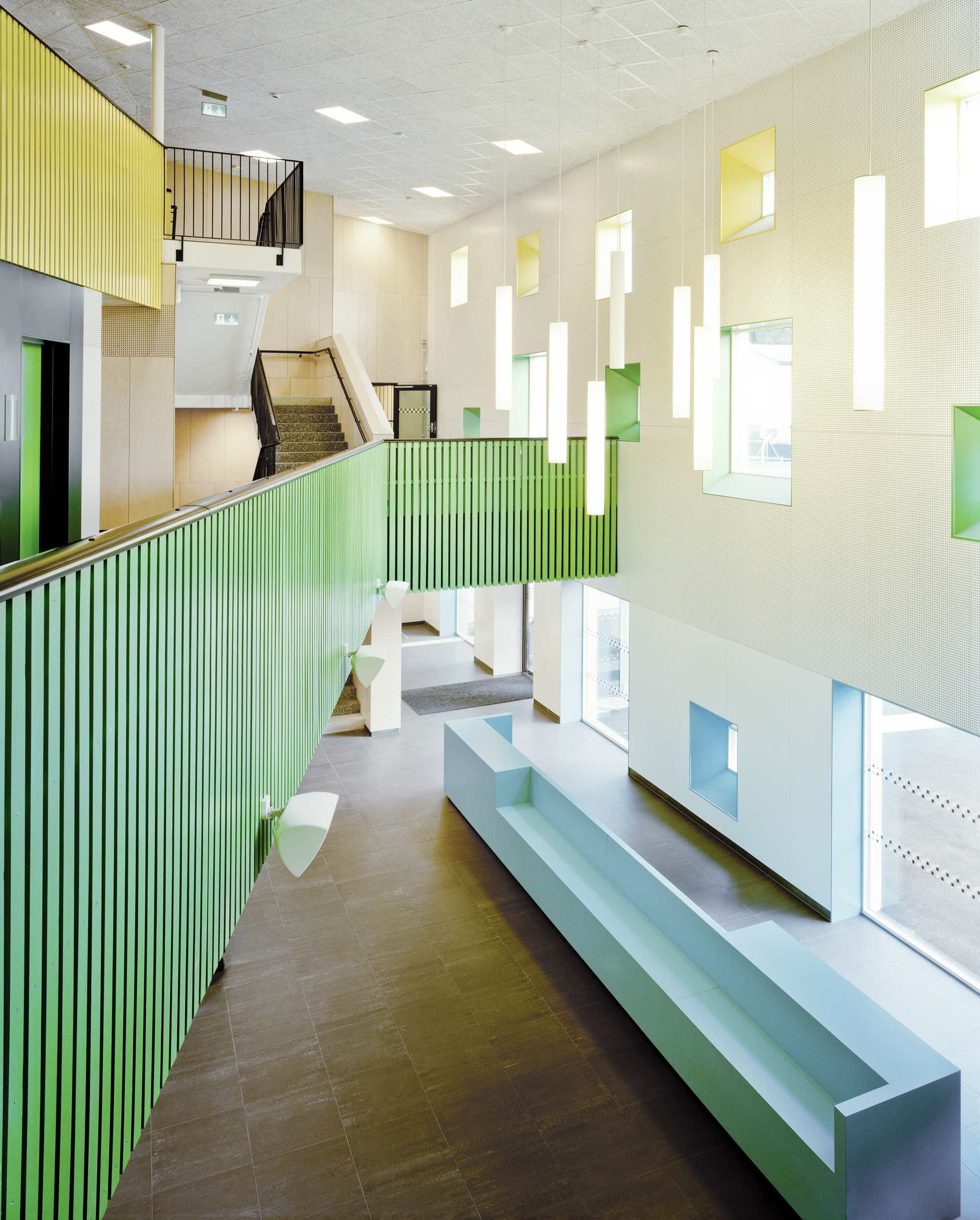 Gallery Of Kollaskolan School Kjellgren Kaminsky Architecture 5