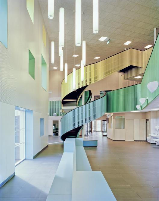 Escuela Kollaskolan / Kjellgren Kaminsky Architecture, © Mikael Olsson