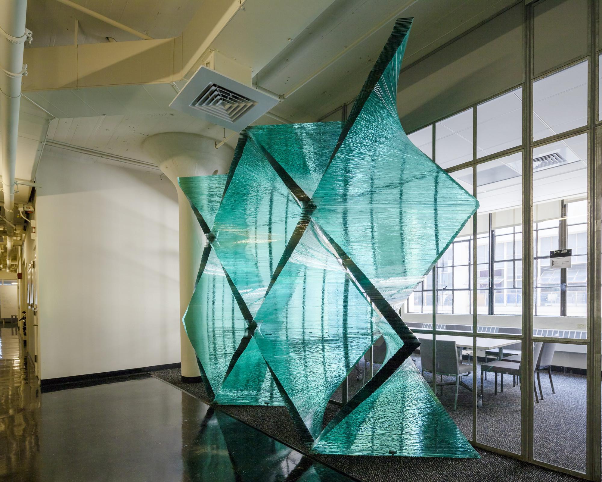 Gallery of Cristina Parreño Investigates the Tectonics of ...