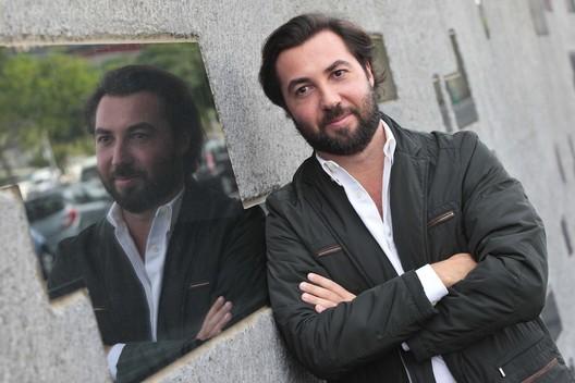 Javier Molowny. Image © María Pisaca