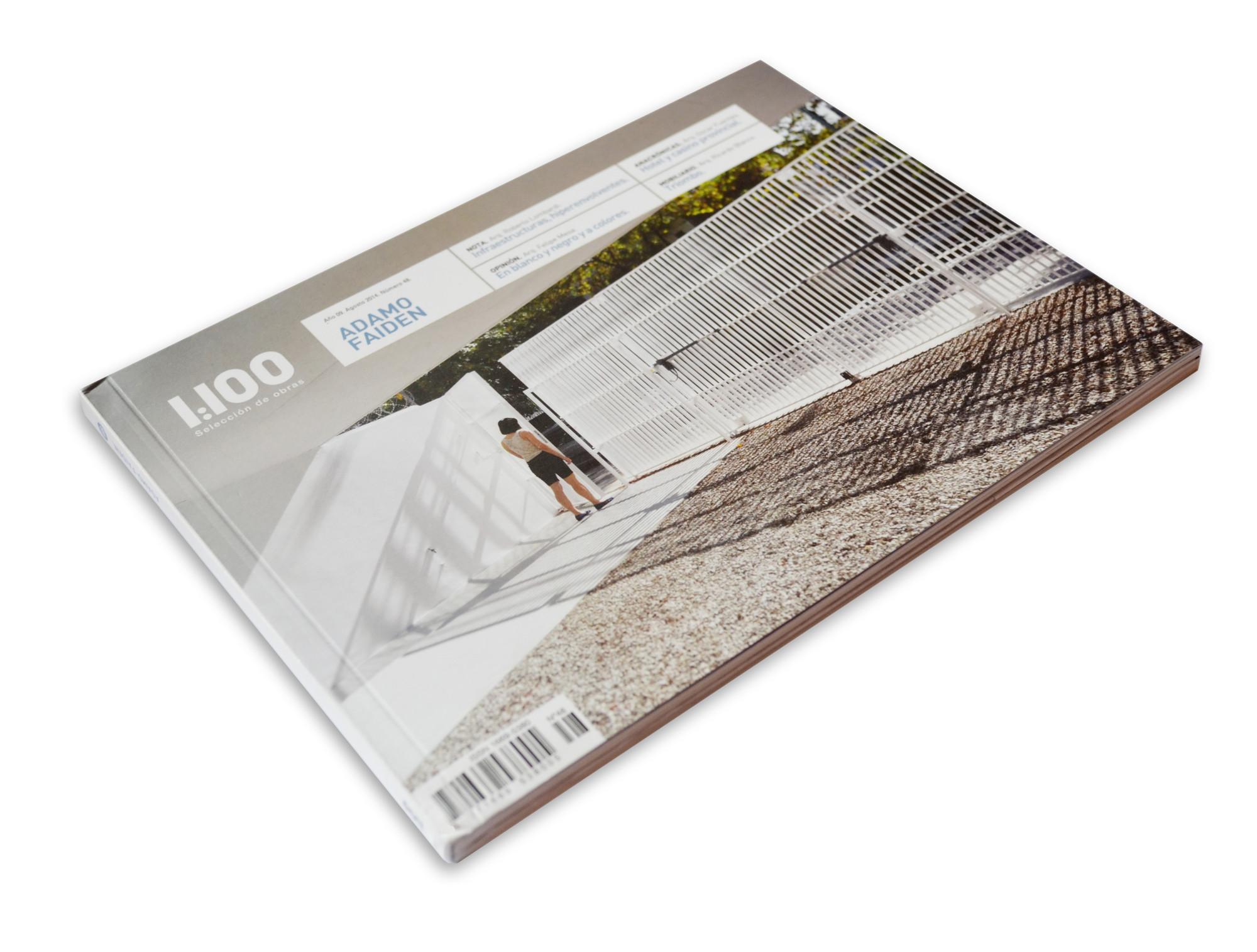 Adamo Faiden / Revista 1:100