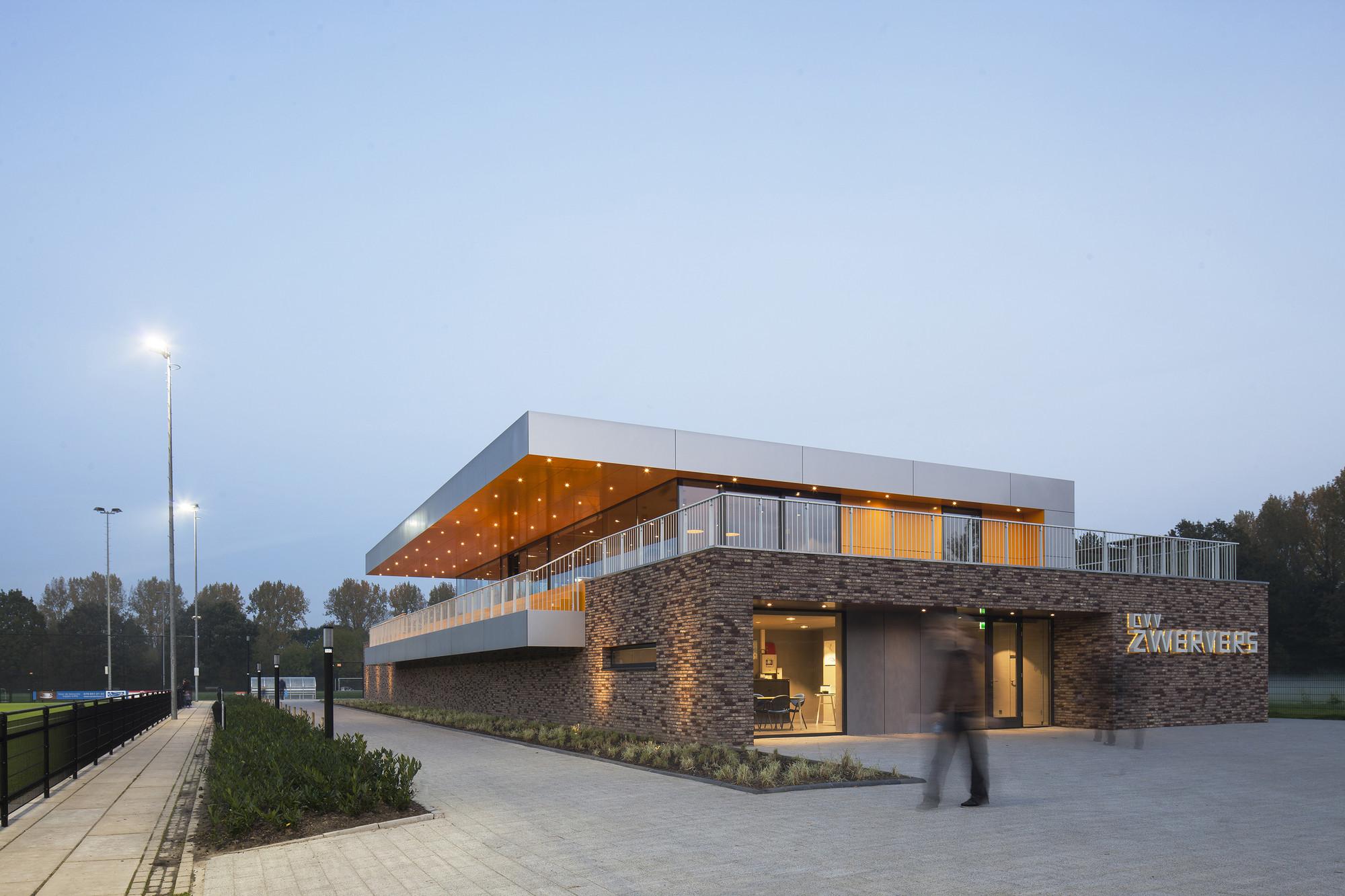 CVV Zwervers / MoederscheimMoonen Architects, © Luuk Kramer