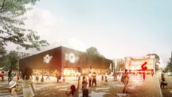 Architects Revitalize Australian Downtown in Winning Master Plan