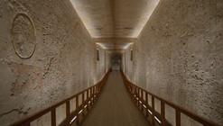 Parte 1: Iluminação monumental e artística de templos e tumbas do Egito faraônico por ACXT/ IDOM