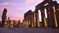 Parte 2: Iluminação monumental e artística de templos e tumbas do Egito faraônico por ACXT/ IDOM