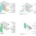 Isométricas. Image Cortesia de AUM Arquitetos