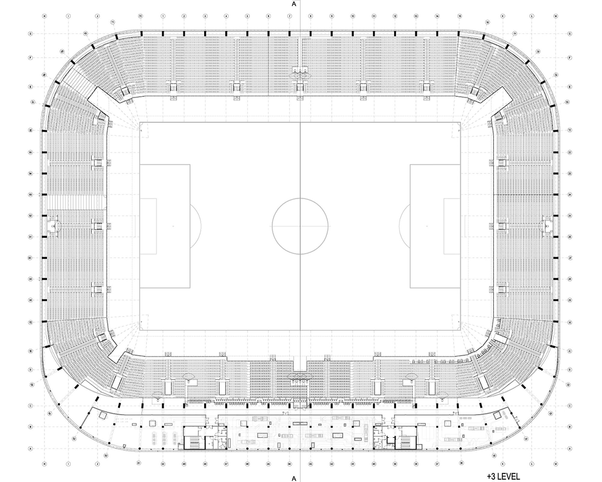 Gallery Of Lublin City Stadium Estudio Lamela 19
