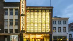 Backstay Hostel Ghent / A154 + Nele Van Damme + Yannick Baeyens