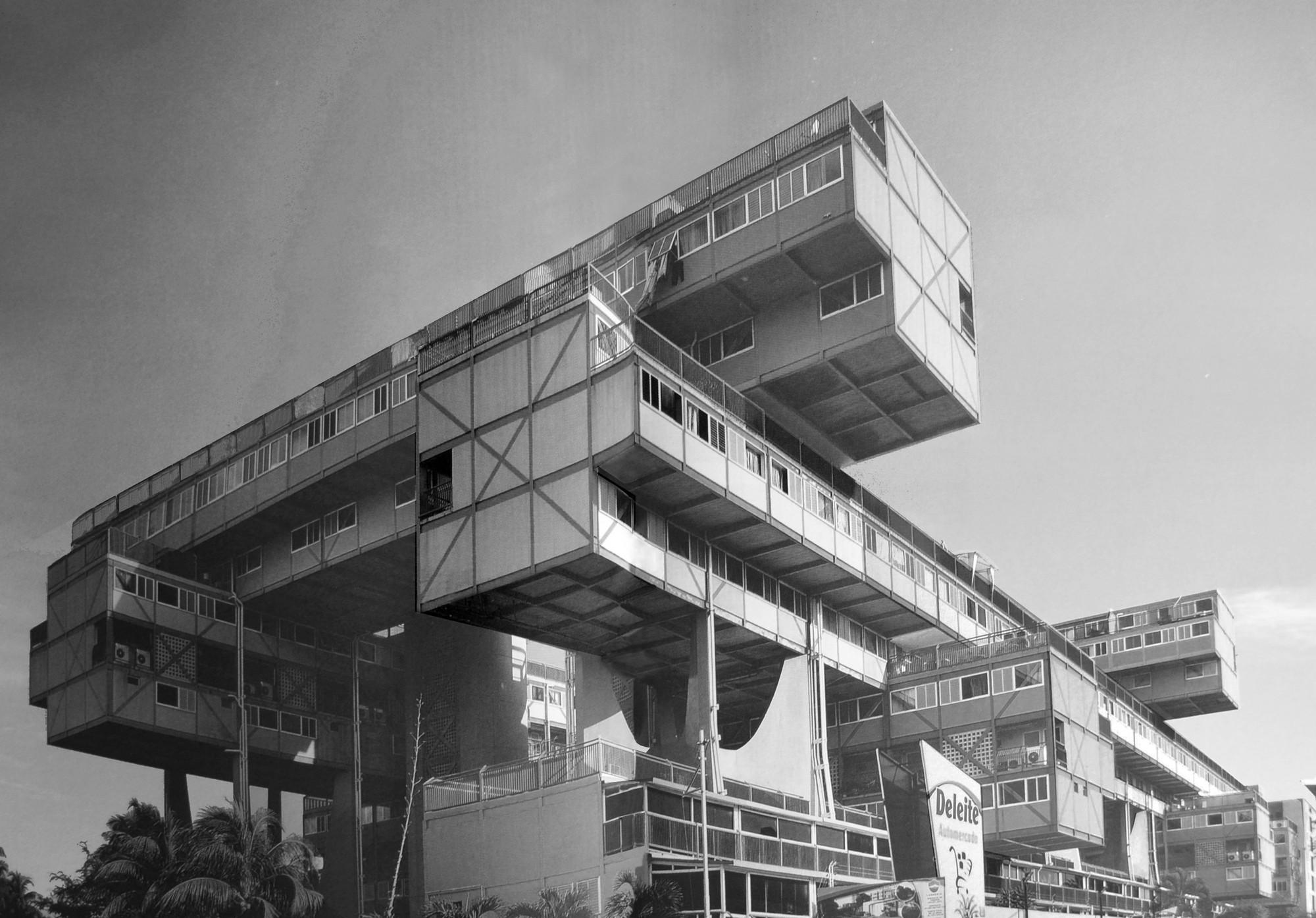 Cl ssicos da arquitetura rbol para vivir fruto vivas for Estructuras arquitectonicas