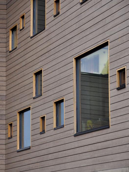 Escola Saunalahti – Verstas Architects. Imagem © Fernanda Castro