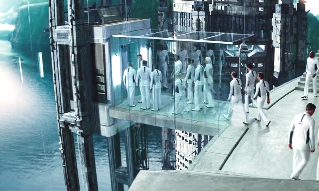 "Cinema e Arquitetura: ""A Ilha"""