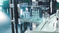 """Cine y Arquitectura: """"La Isla"""""""