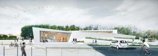 © Thibaudeau Architecte & Agence d'Architecture Guiraud-Manenc