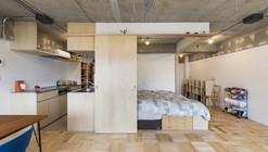 Dormitório Tsukiji H / Yuichi Yoshida & associates