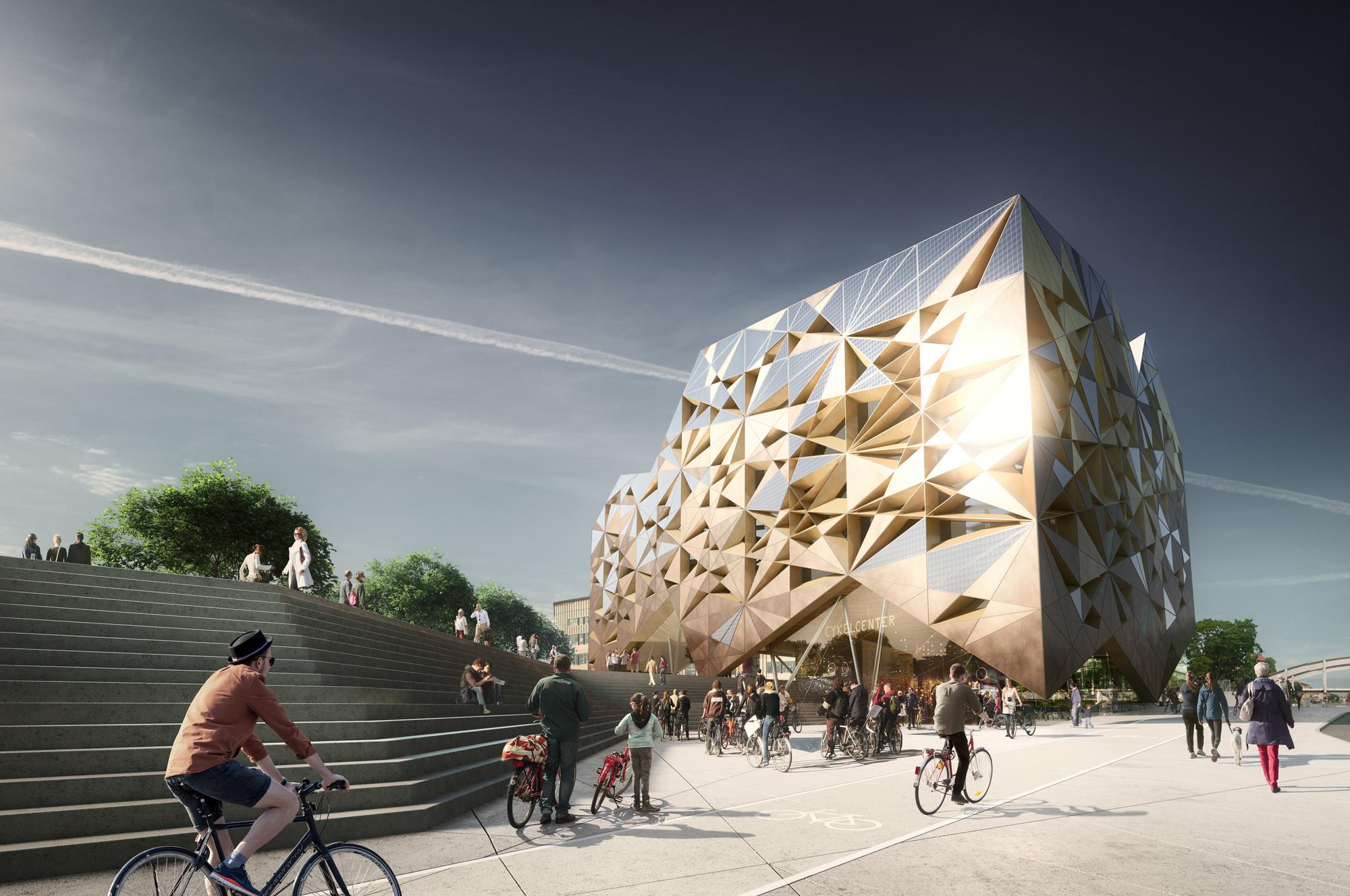 Utopia Arkitekter selecionado para projetar centro de viagens em Uppsala, Suécia, Cortesia de Utopia Arkitekter