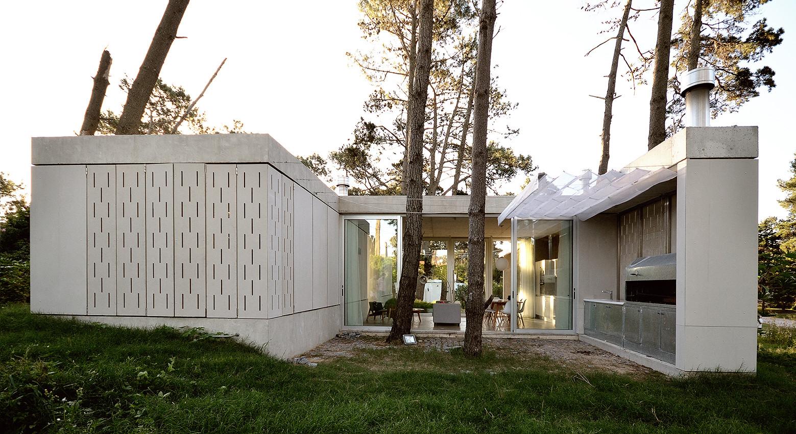 Vivienda Arquitectura Rifa G'07  /  Villalba, Rudolph, Vila, López,Canén, Apolant, Martinez, © Nicolás Rudolph