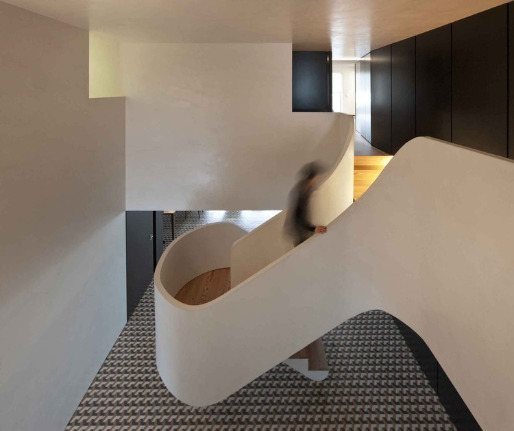Rehabilitation of an apartment / Correia/Ragazzi Arquitectos, ©  Luis Ferreira Alves