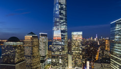 """Kimmelman Reviews the One WTC: An Emblem of New York's """"Upside-Down Priorities"""""""