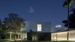 Research Institute / Reinach Mendonça Arquitetos Associados