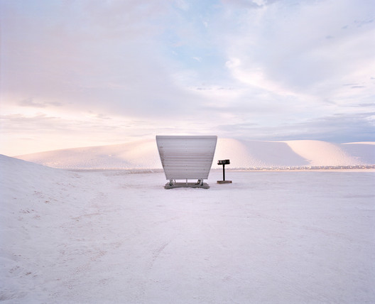 White Sands National Monument, New Mexico. Image © Ryann Ford