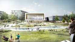 C.F.Møller and TRANSFORM Selected to Expand Copenhagen Business School Campus