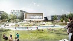 C.F.Møller e TRANSFORM selecionados para projetar a expansão do campus da Escola de Economia de Copenhague