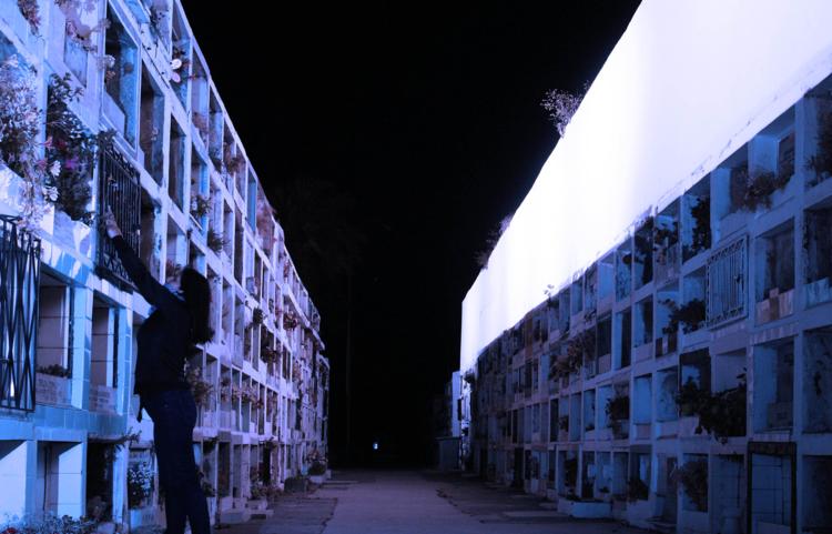 Proyecto de iluminación para el Cementerio de Quillota, Cortesia de Schréder