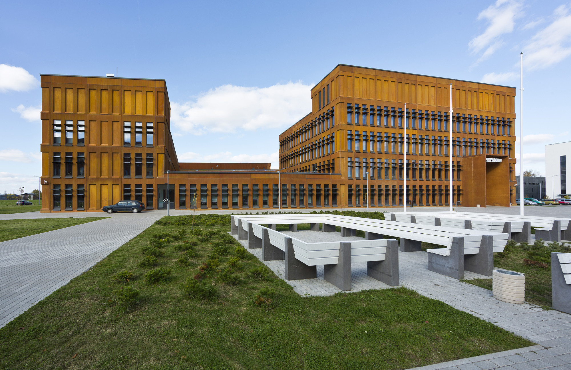 Tartu University Institute of Physics / Kadarik Tüür Arhitektid + Stuudio Tallinn, © Kaido Haagen