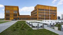 Tartu University Institute of Physics / Kadarik Tüür Arhitektid + Stuudio Tallinn