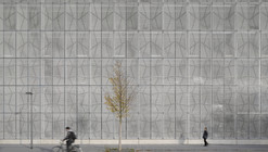 Masivamente fuera de Foco – el Estacionamiento Melaten / KSG Architekten
