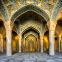 Mezquita Vakil. Image Cortesia de Mohammad Reza Domiri Ganji