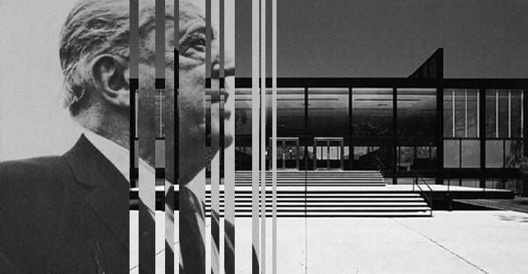 Material Masters: Glass is More with Mies van der Rohe