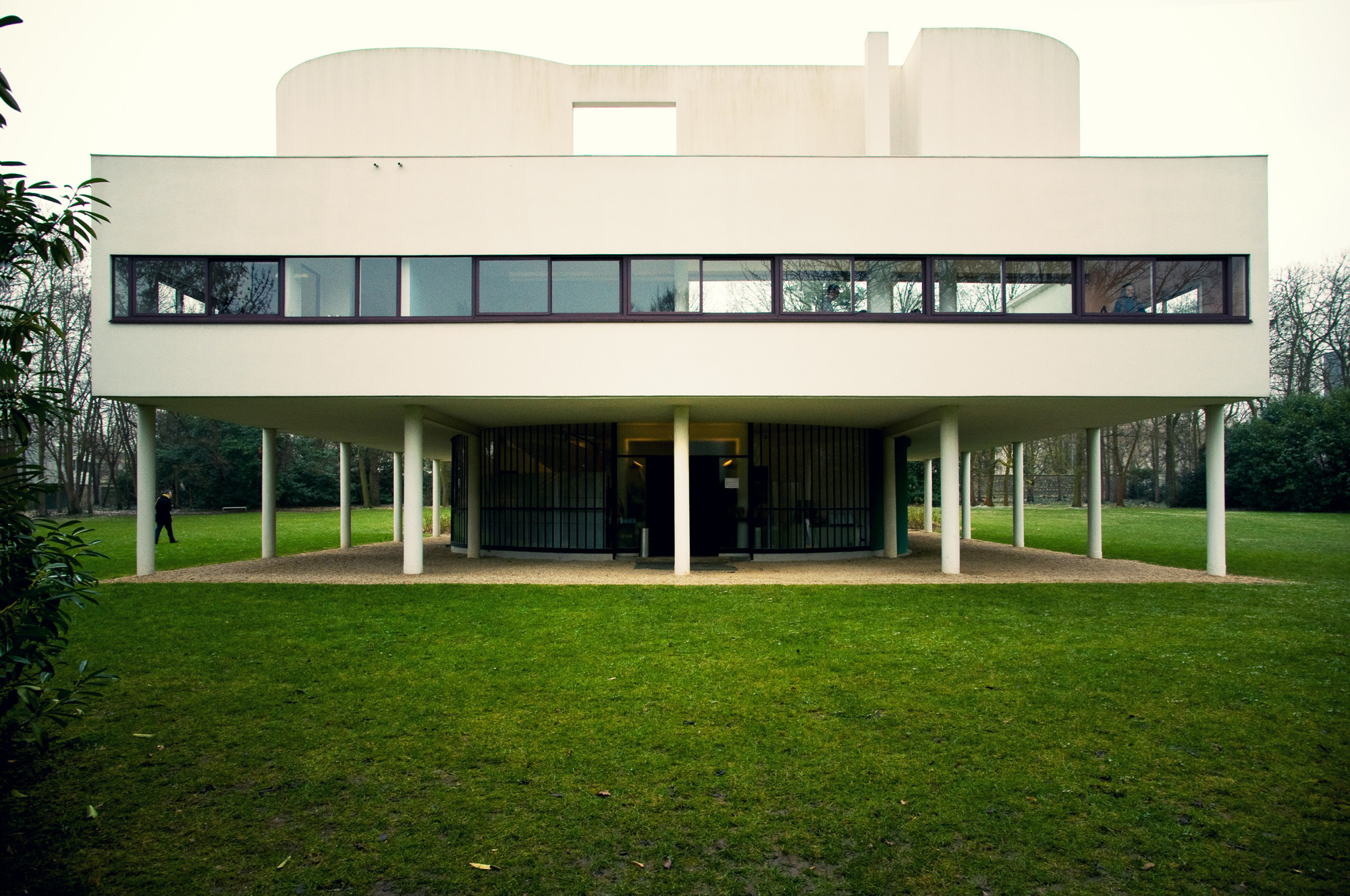 Material Masters Le Corbusier S Love For Concrete Archdaily