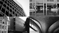 Clássicos da Arquitetura: Quatro edifícios institucionais modernos