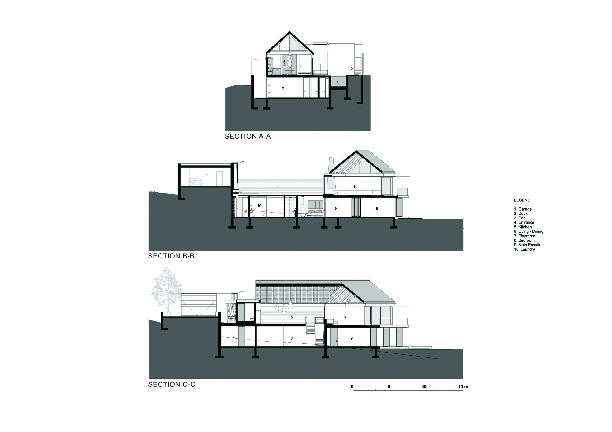 Modern Thatched House Designs