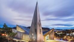 Iglesia de la Comunidad Knarvik / Reiulf Ramstad Arkitekter