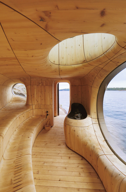 Grotto Sauna / Partisans, © Jonathan Friedman