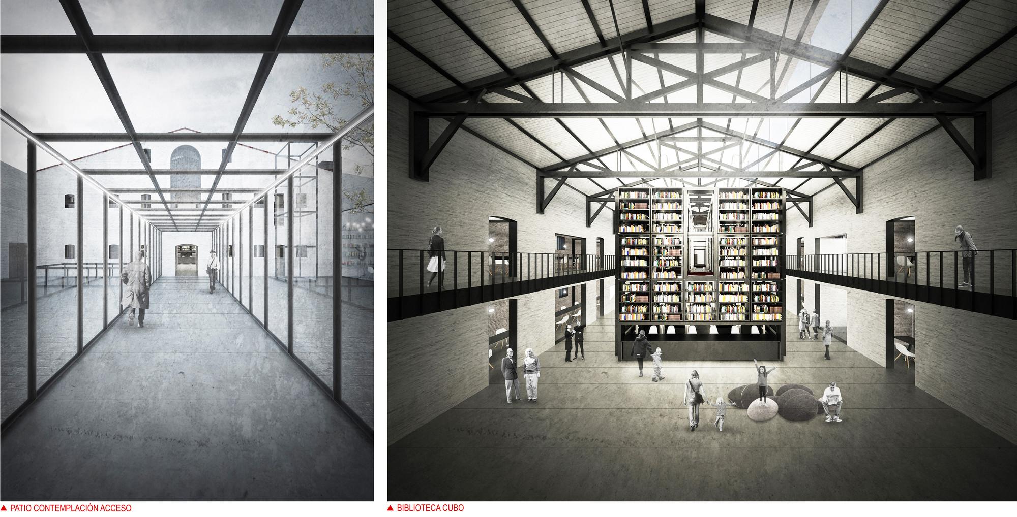 Primer Lugar En Concurso Habilitaci N Y Construcci N Archivo Y  # Muebles Punta Arenas