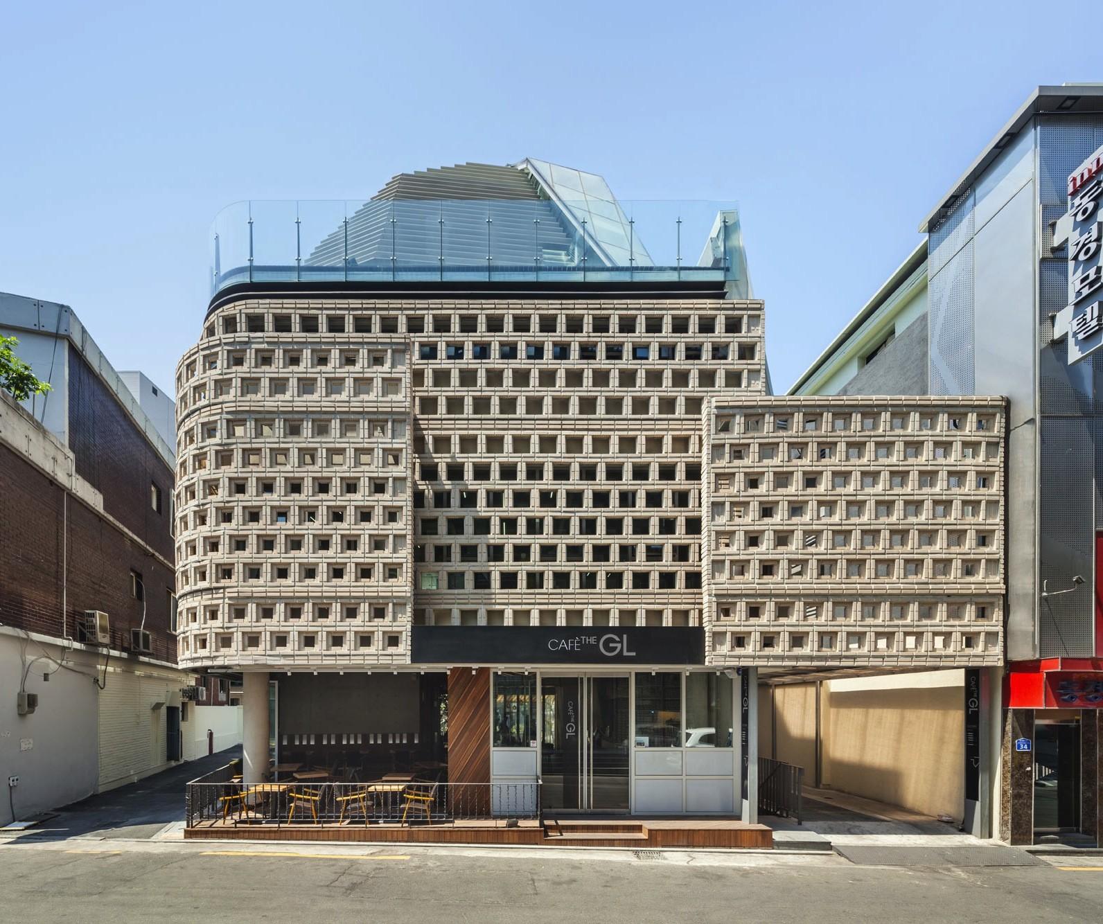 GL Com Headquarters / jhyana, © Shin Kyung Sub